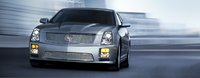 2007 Cadillac STS-V, front view, exterior, manufacturer, gallery_worthy