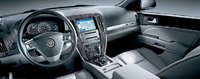 2007 Cadillac STS-V, front seat, interior, manufacturer