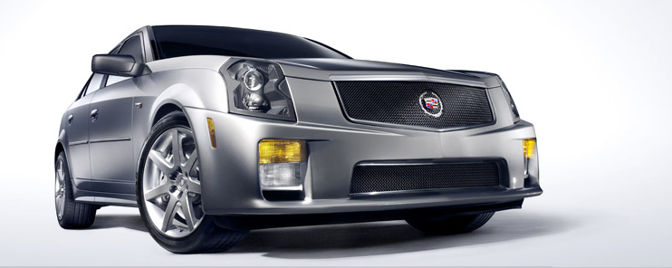 Cadillac Cts 2005. 2005 Cadillac CTS-V Overview