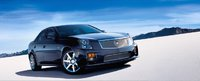 2007 Cadillac CTS-V, The 07 Cadillac CTS-V, exterior, manufacturer