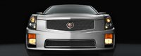 2007 Cadillac CTS-V, front view, exterior, manufacturer