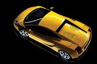 2007 Lamborghini Gallardo, aerial view, exterior, manufacturer