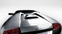 2007 Lamborghini Murcielago LP640 Roadster, back view, exterior, manufacturer