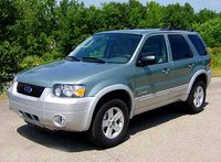 2009 Ford Escape Hybrid Overview
