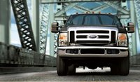 2008 Ford F-450 Super Duty, front view, exterior, manufacturer