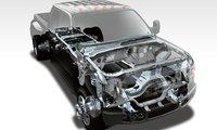 2008 Ford F-350 Super Duty, Frame, exterior, interior, manufacturer