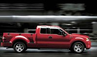 2007 Ford F-150, side view, manufacturer, exterior