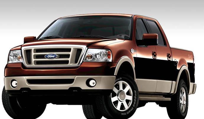 2007 ford f 150 overview cargurus. Black Bedroom Furniture Sets. Home Design Ideas