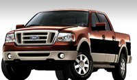 2007 Ford F-150, King Ranch, exterior, manufacturer, gallery_worthy