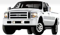 2006 Ford F-350 Super Duty, 07 Ford F-350 Super Duty, exterior, manufacturer