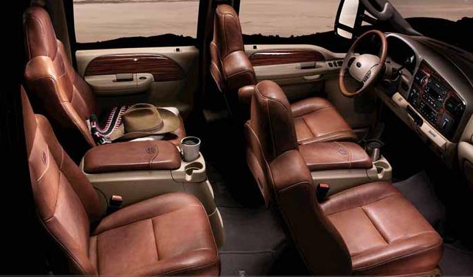 2007 Ford F 350 Super Duty Interior Pictures Cargurus