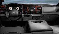2007 Ford F-250 Super Duty, Lariat Luxury dashboard, interior, manufacturer