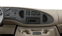 2007 Ford E-350, dashboard, interior, manufacturer