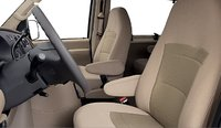 2007 Ford E-150, front seats, interior, manufacturer