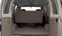 2007 Ford E-150, trunk space, interior, manufacturer