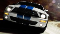 2007 Ford Shelby GT500, front view, exterior, manufacturer