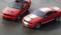 2008 Ford Shelby GT500, 2007 Ford Shelby GT500, exterior, manufacturer