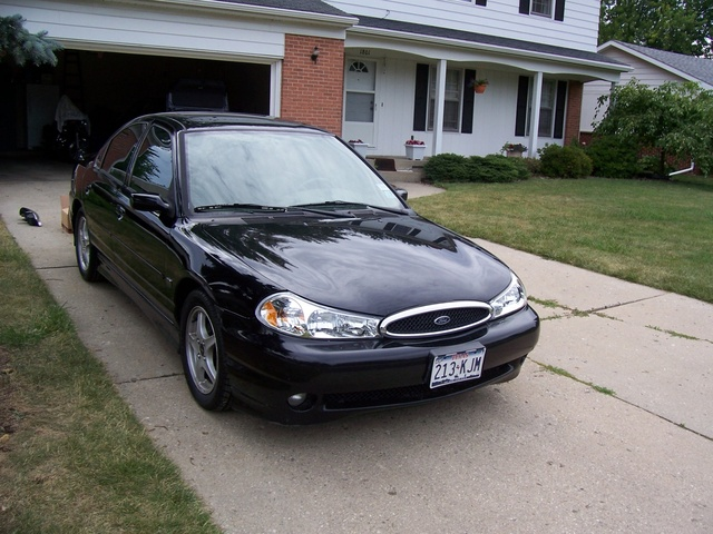 Picture of 2000 Ford Contour SVT 4 Dr STD Sedan