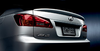 2007 Lexus IS 250, Back Bender View, manufacturer, exterior