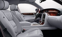 2007 Jaguar XJ-Series XJ8, Front Seats, interior, manufacturer