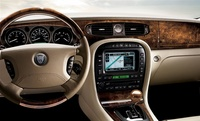 2007 Jaguar XJ-Series Vanden Plas, Drivers Dashboard, manufacturer, interior