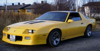 Picture of 1985 Chevrolet Camaro, gallery_worthy