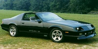 1986 Chevrolet Camaro, Picture of 1984 Chevrolet Camaro