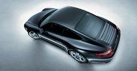 2009 Porsche 911 Carrera 4S AWD, aerial view, exterior, manufacturer