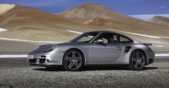 2007 Porsche 911 Turbo AWD, 07 Porsche 911 Turbo, manufacturer, exterior