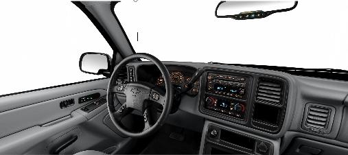 2007 Chevrolet Silverado Classic 2500HD, dashboard, interior, manufacturer