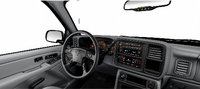 2007 Chevrolet Silverado Classic 2500HD, dashboard, interior, manufacturer