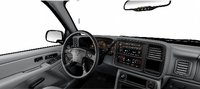 2007 Chevrolet Silverado Classic 2500HD, dashboard, manufacturer, interior