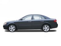 2008 Hyundai Sonata GLS, Profile, exterior, manufacturer