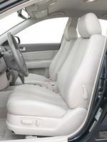2008 Hyundai Sonata GLS, Driver's seat, interior, manufacturer