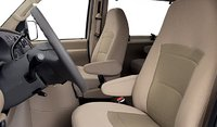 2007 Ford Econoline Wagon, front seat, interior, manufacturer