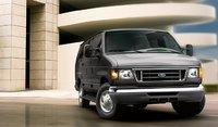 2007 Ford Econoline Wagon, 07 Ford Econoline Wagon, exterior, manufacturer