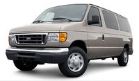 2007 Ford Econoline Wagon, 07 Ford Econoline Cargo, exterior, manufacturer
