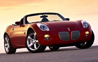 2008 Pontiac Solstice, Front-quarter view, exterior, manufacturer