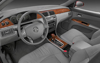 2008 Buick LaCrosse CXS, View from driver's-side door, manufacturer, interior