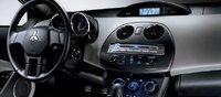 2008 Mitsubishi Eclipse, dashboard, interior, manufacturer
