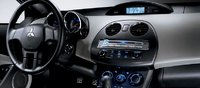 2008 Mitsubishi Eclipse, dashboard, interior, manufacturer