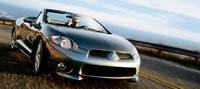 2008 Mitsubishi Eclipse Spyder, 08 Mitsubishi Eclipse Spyder, exterior, manufacturer