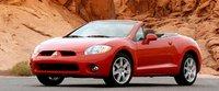 2008 Mitsubishi Eclipse Spyder, exterior, manufacturer