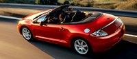 2008 Mitsubishi Eclipse Spyder, The 08 Mitsubishi Eclipse Spyder, exterior, manufacturer
