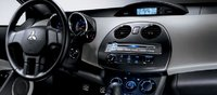 2008 Mitsubishi Eclipse Spyder, dashboard, interior, manufacturer