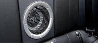 2008 Mitsubishi Eclipse Spyder, speaker, interior, manufacturer