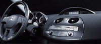 2008 Mitsubishi Eclipse Spyder, steering wheel, interior, manufacturer