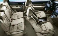 2007 Honda CR-V, seating, interior, manufacturer