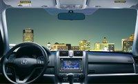 2007 Honda CR-V, dashboard, interior, manufacturer