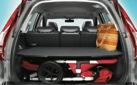 2007 Honda CR-V, trunk space, interior, manufacturer